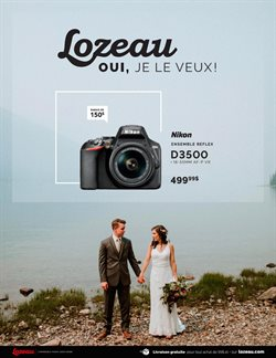 Lozeau deals in the Montreal flyer
