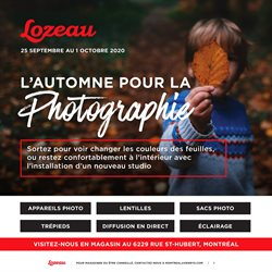 Lozeau catalogue ( Expired )