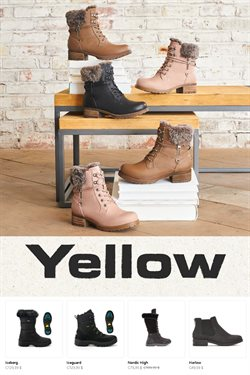 Yellow Chaussures catalogue ( Expired )