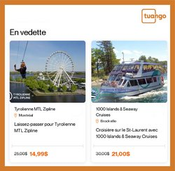 Travel deals in the Tuango catalogue ( 8 days left)