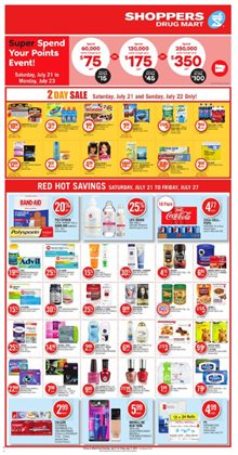 Pharmacy & Beauty offers in the Pharmaprix catalogue in Granby