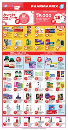 Pharmacy & Beauty offers in the Pharmaprix catalogue in Salaberry-de-Valleyfield