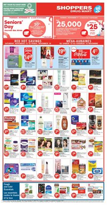 Pharmacy & Beauty offers in the Pharmaprix catalogue in Drummondville
