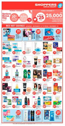 Pharmacy & Beauty offers in the Pharmaprix catalogue in Saint-Hyacinthe