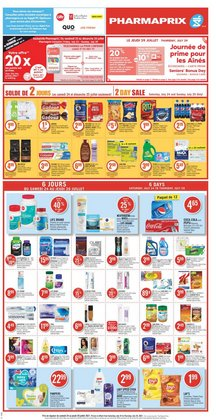 Pharmacy & Beauty deals in the Pharmaprix catalogue ( Published today)
