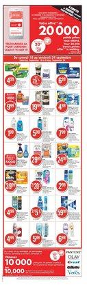 Pharmaprix deals in the Pharmaprix catalogue ( Expires today)