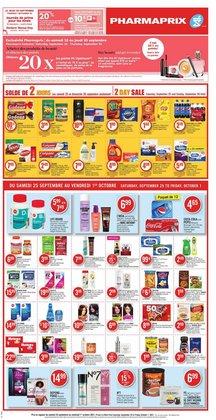 Pharmaprix deals in the Pharmaprix catalogue ( 1 day ago)
