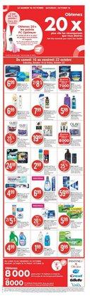 Pharmacy & Beauty deals in the Pharmaprix catalogue ( 4 days left)