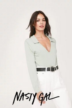 Clothing, Shoes & Accessories deals in the Nasty Gal catalogue ( 2 days left)