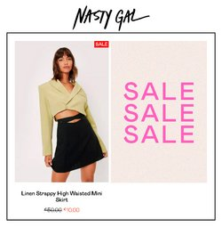 Nasty Gal deals in the Nasty Gal catalogue ( More than a month)