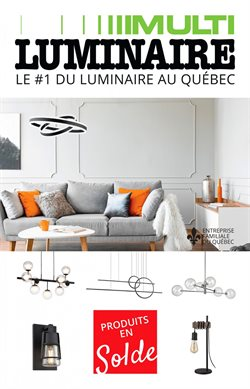 Multi Luminaire catalogue ( More than a month )
