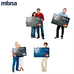 MBNA deals in the Toronto flyer