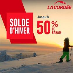La Cordée catalogue ( Expired )