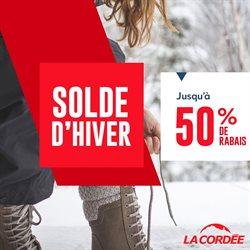 La Cordée catalogue ( 3 days left )