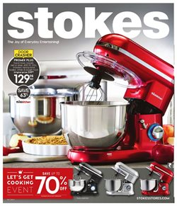 Home & Furniture offers in the Stokes catalogue in Saint-Georges