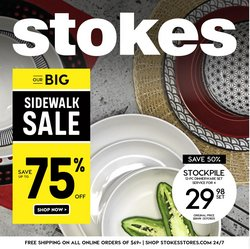 Home & Furniture deals in the Stokes catalogue ( 19 days left)