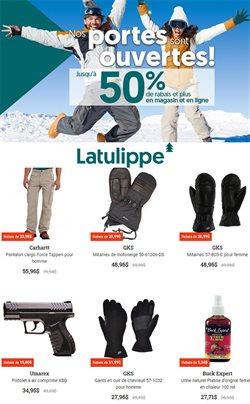 Latulippe catalogue ( 3 days left )