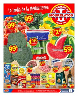 Grocery deals in the Mourelatos catalogue ( Published today)