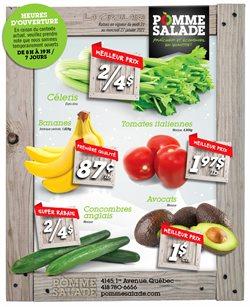 Pomme Salade catalogue ( 1 day ago )