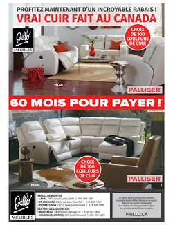 Prillo deals in the Montreal flyer