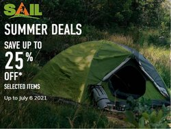 Sport deals in the Sail catalogue ( 1 day ago)