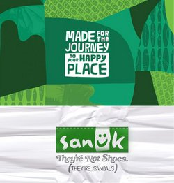 Sanuk catalogue ( 4 days left )