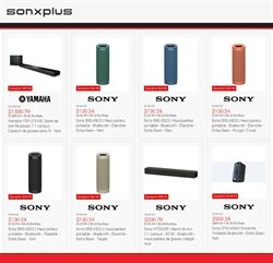 Sonxplus catalogue ( 4 days left )