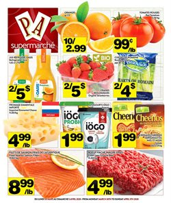 Supermarché PA catalogue ( 1 day ago )