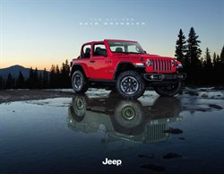 Automotive offers in the Jeep catalogue in Toronto ( More than a month )