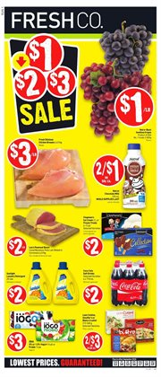 FreshCo deals in the Gatineau flyer