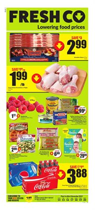 FreshCo deals in the Toronto flyer