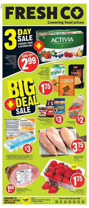 FreshCo catalogue ( Expires today )