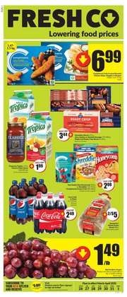 FreshCo catalogue ( 2 days ago )