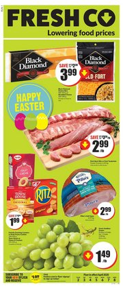 FreshCo catalogue ( 1 day ago )
