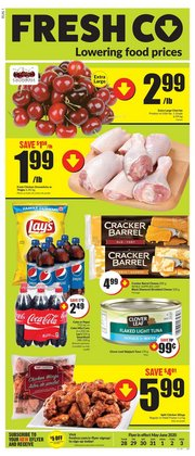 FreshCo catalogue in Gatineau ( 3 days left )