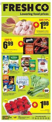 FreshCo catalogue ( 3 days left )