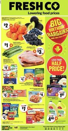 FreshCo catalogue ( 1 day ago )
