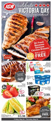 Market Place IGA deals in the Vancouver flyer