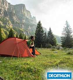 Sport deals in the Decathlon catalogue ( Expires today)