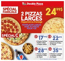 Double Pizza catalogue ( Expired )