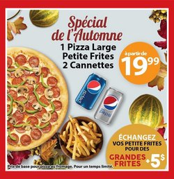 Restaurants deals in the Double Pizza catalogue ( 29 days left)