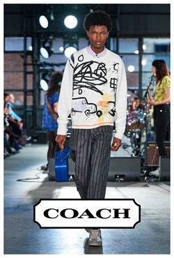 Coach catalogue in Edmonton ( More than a month )