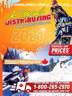 Royal Distributing catalogue ( 2 days left )
