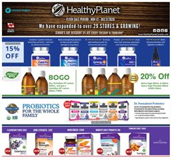 Healthy Planet catalogue ( 13 days left )