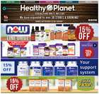 Healthy Planet catalogue ( 5 days left )