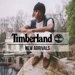 Timberland deals in the Timberland catalogue ( 24 days left)