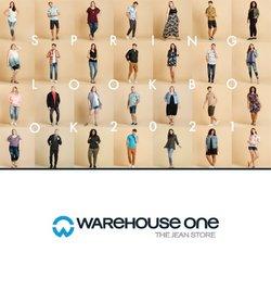 Warehouse One catalogue ( 17 days left)
