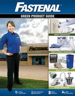 Garden & DIY deals in the Fastenal catalogue ( More than a month)