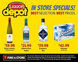 Liquor Depot catalogue ( 3 days left )