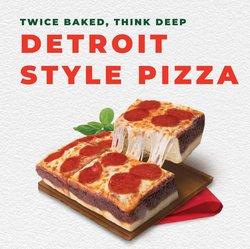 Restaurants deals in the 241 Pizza catalogue ( 22 days left)